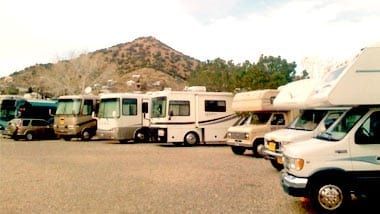 RV Wagon Circle
