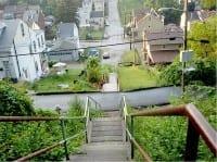city-steps
