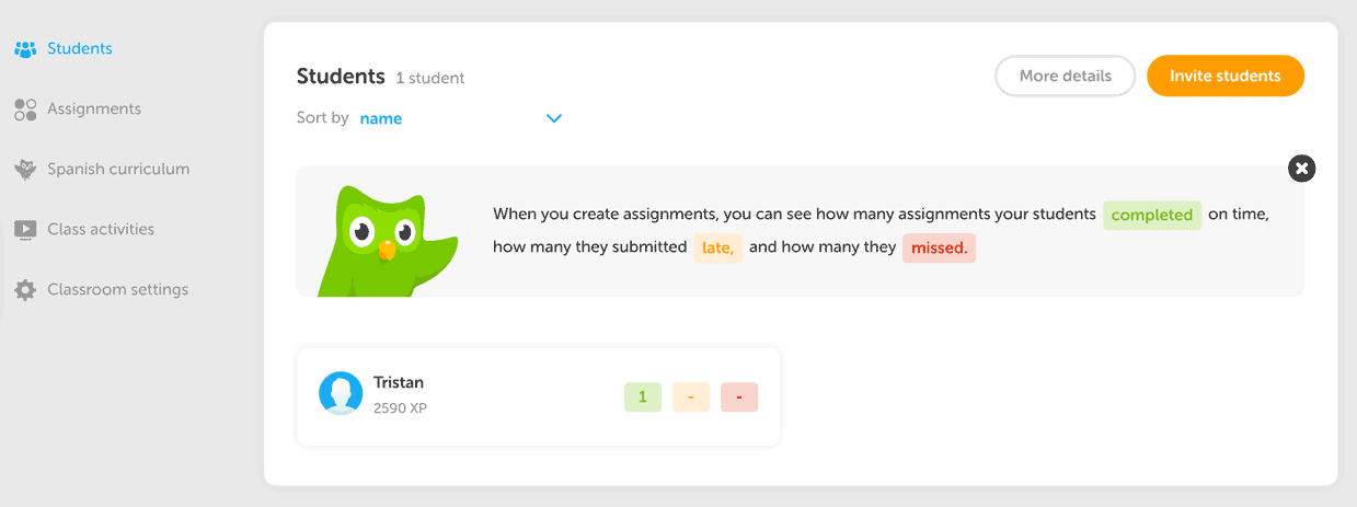 duolingo for teachers