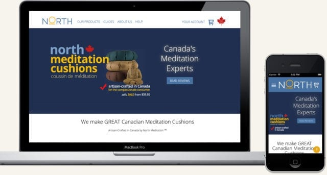north meditation screenshots