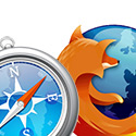 Firefox vs. Safari on Mac