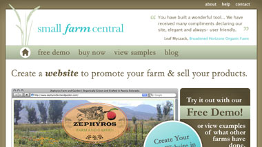 thumbnail image of Small Farm Central design - CLICK TO SEE A LARGER VERSION