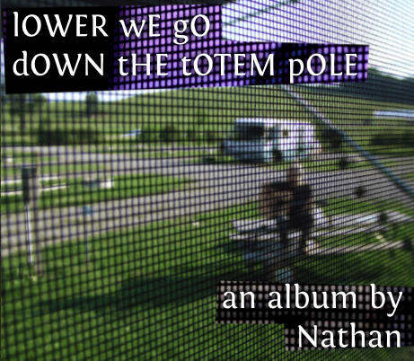 Lower We Go Down the Totem Pole Album Cover