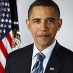 Barack Obama's official presidential portrait