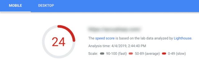 24 pagespeed loadtime
