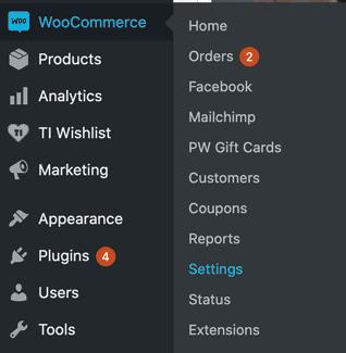 screenshot of where to navigate